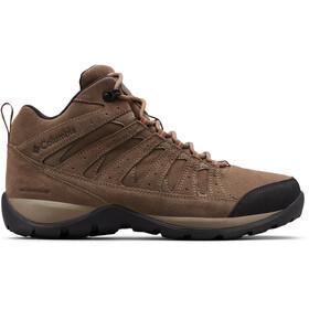Columbia Redmond V2 LTR WP Zapatillas Mid Hombre, mud/desert sun